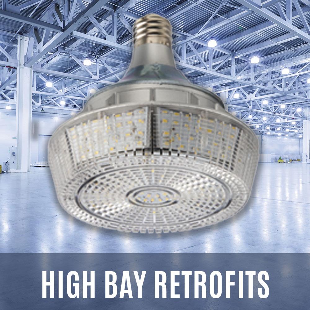 HIGH BAY RETROFITS